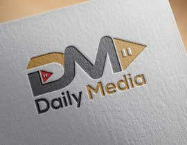 #230 for Design a Logo for Daily Media af reazapple
