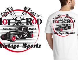 passionstyle tarafından Design a T-Shirt for hot rod enthusiasts için no 18