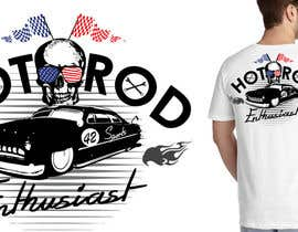 passionstyle tarafından Design a T-Shirt for hot rod enthusiasts için no 27
