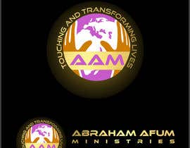 #5 for Design a Logo for Abraham Afum Ministries af irfanrashid123