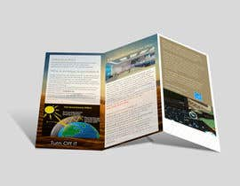 #13 untuk Design 3 Brochures for Health and Safety Campign oleh invegastudio