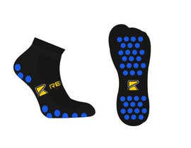 #15 for Design some socks for Rebounce Trampoline Park by pureprofession