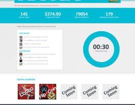 #25 for Design a Website Mockup for CSGOCasino.net af vivekdaneapen