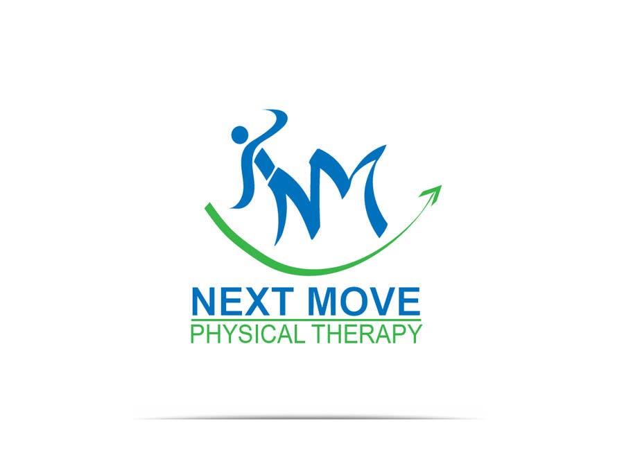 Kilpailutyö #82 kilpailussa Design a Logo for Next Move Physical Therapy