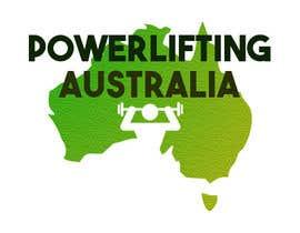 #2 untuk Design a Logo for Powerlifting Australia oleh sarahamy