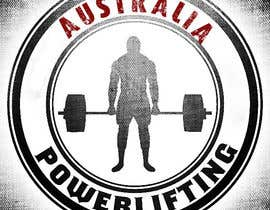 #8 untuk Design a Logo for Powerlifting Australia oleh yazoooda