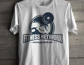 #31 for Design a T-Shirt for A Bodybuilding community website af Adityay