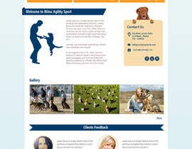 #17 untuk Graphical design help for Top Notch Dog Training School oleh kethketh