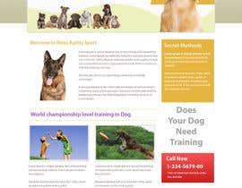 #20 untuk Graphical design help for Top Notch Dog Training School oleh kethketh