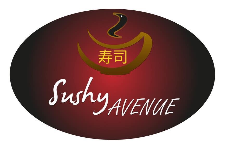 Penyertaan Peraduan #31 untuk Design a Logo for SUSHI AVENUE