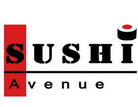#21 cho Design a Logo for SUSHI AVENUE bởi melaniaraducu