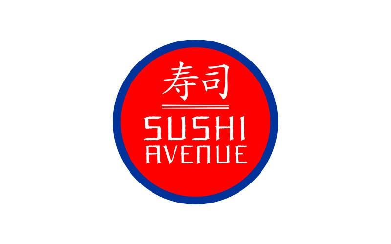 Penyertaan Peraduan #28 untuk Design a Logo for SUSHI AVENUE