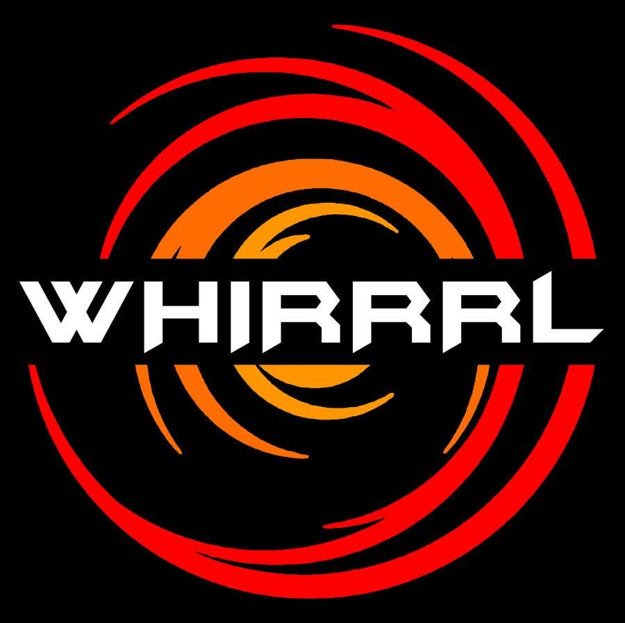 Konkurrenceindlæg #1 for Design a Logo for Whirrrl