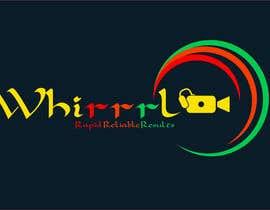 Nro 15 kilpailuun Design a Logo for Whirrrl käyttäjältä allanmascarenhas