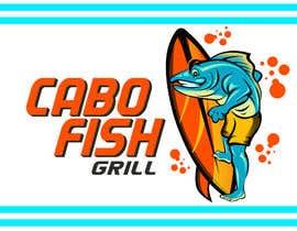 Nro 55 kilpailuun Design a Logo for Restaurant - Cabo Fish Grill käyttäjältä marstyson76