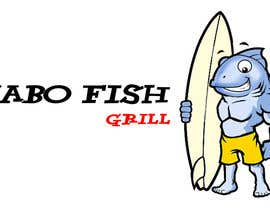 #57 for Design a Logo for Restaurant - Cabo Fish Grill af NaderSayedDwedar