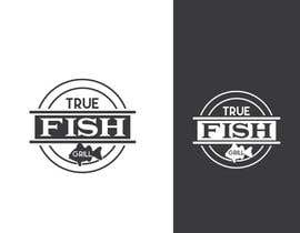 #36 for Design a Logo for Restaurant - True Fish Grill af rajibdebnath900