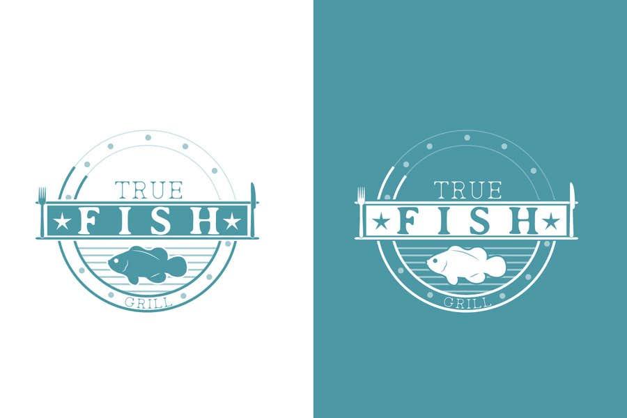 Penyertaan Peraduan #18 untuk Design a Logo for Restaurant - True Fish Grill
