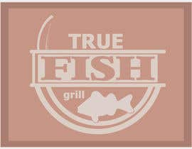 #27 for Design a Logo for Restaurant - True Fish Grill af benhammouanas