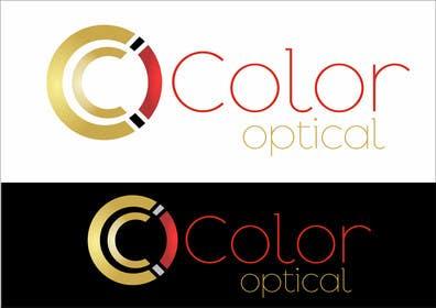 Nro 3 kilpailuun Logo design optician käyttäjältä petariliev