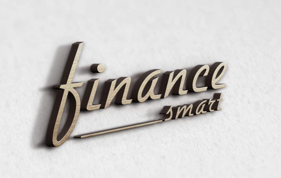 "Kilpailutyö #98 kilpailussa Design a Logo for ""finance smart"""