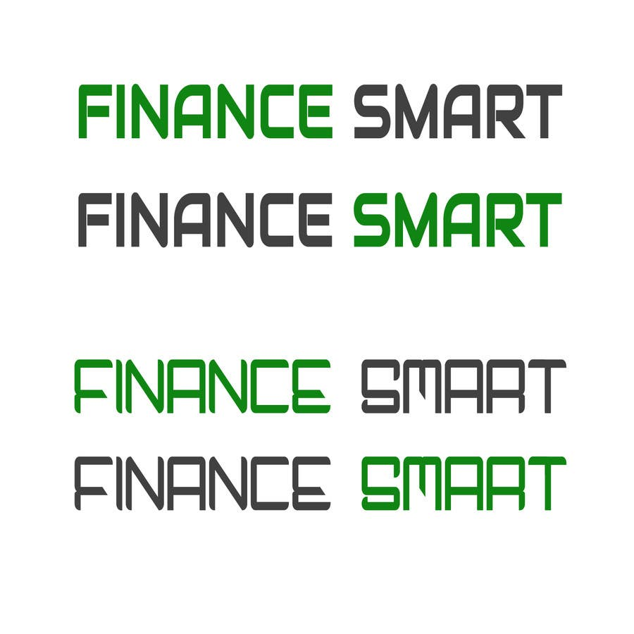 "Kilpailutyö #102 kilpailussa Design a Logo for ""finance smart"""