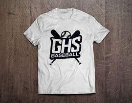 Nro 1 kilpailuun Design a Logo for GHS baseball käyttäjältä bujarluboci
