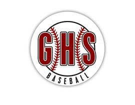 #15 for Design a Logo for GHS baseball by Tommy50