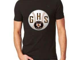 Nro 4 kilpailuun Design a Logo for GHS baseball käyttäjältä abdelengleze