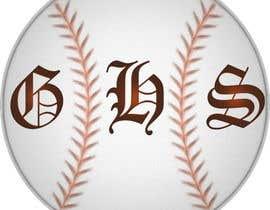 Nro 16 kilpailuun Design a Logo for GHS baseball käyttäjältä abdelengleze