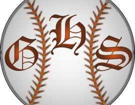Nro 17 kilpailuun Design a Logo for GHS baseball käyttäjältä abdelengleze