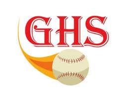 Nro 19 kilpailuun Design a Logo for GHS baseball käyttäjältä pogorellov