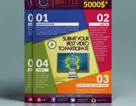 #21 for Design a Flyer / Infographic for OBT by s04530612