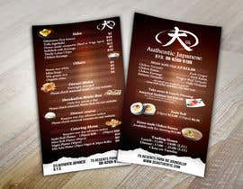 #3 cho Design a menu for a restaurant bởi abudabi3