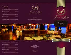 #9 cho Design a menu for a restaurant bởi abudabi3