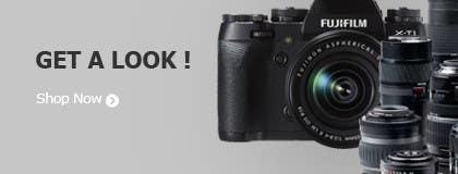 Contest Entry #9 for Design a Banner for ChimpDirect.com (Cameras)
