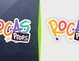 Nro 12 kilpailuun Design a Logo for Rocas Props käyttäjältä Fergisusetiyo
