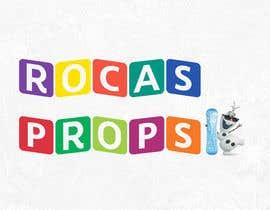 Nro 16 kilpailuun Design a Logo for Rocas Props käyttäjältä mfa324725