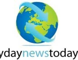 #68 untuk Design a Logo for everydaynewstoday.com oleh codotman91
