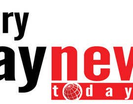 #73 para Design a Logo for everydaynewstoday.com por nsurani