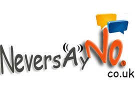 #177 untuk Design a Logo for NeverSayNo.co.uk a Mobile Phone Contract/Airtime website oleh samrouge7847