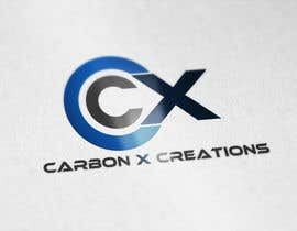 #96 for Design a Logo for Carbon X Creations af ralfgwapo