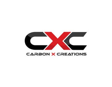 #92 for Design a Logo for Carbon X Creations af mdrashed2609