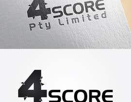 #5 untuk Design a logo for 4Score oleh artimates