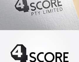 #7 untuk Design a logo for 4Score oleh artimates