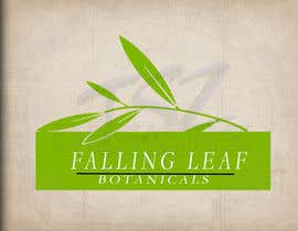 #56 cho Design a Logo for Falling Leaf Botanicals bởi TSZDESIGNS