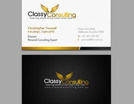 #73 cho Design some Business Cards for Classy Consulting bởi einsanimation