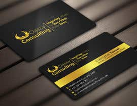 #83 cho Design some Business Cards for Classy Consulting bởi Derard