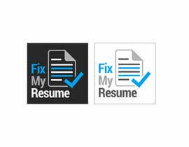 #52 for Design a Logo for FixMyResume by AntonMihis