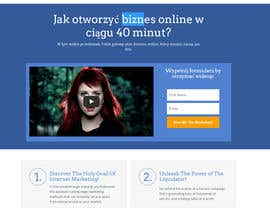 #23 for Design a Landing Page template. af lukaszgoralski